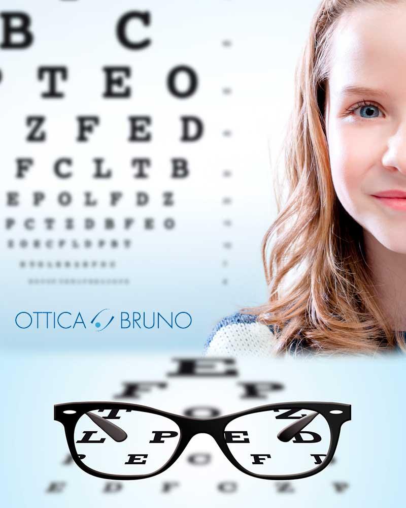 esame della vista ottica bruno genzano
